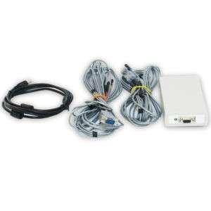 Блок с 2 кабелями